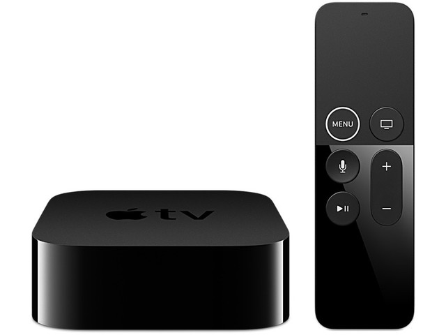 Apple TV 5th gen (4K) refurbished
