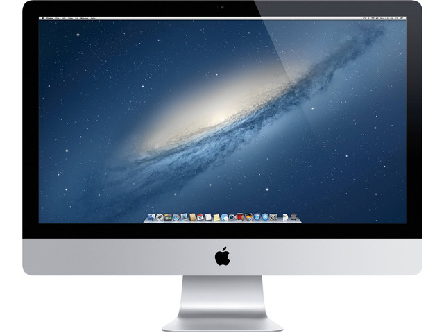 "iMac 27"" Glossy refurbished"