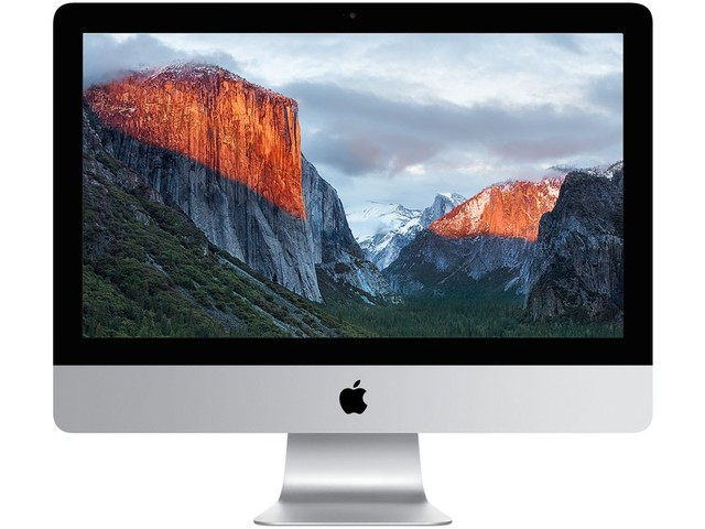 "iMac 21.5"" Glossy refurbished"