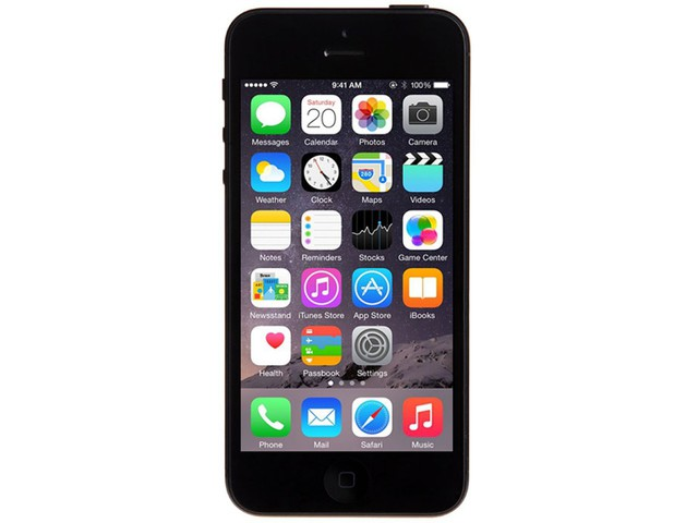 iPhone 5 refurbished