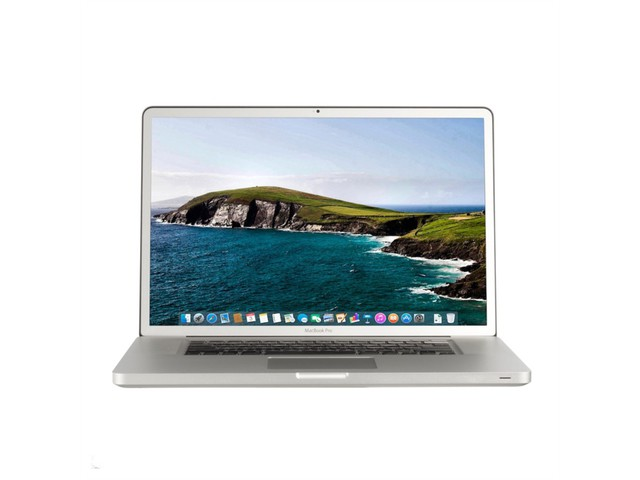 "MacBook Pro 17"" Antiglare refurbished"