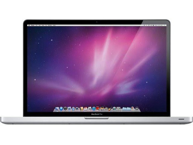 "MacBook Pro 17"" Glossy refurbished"