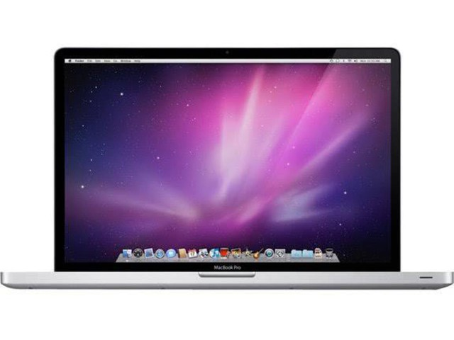 "MacBook Pro 15.4"" Glossy refurbished"